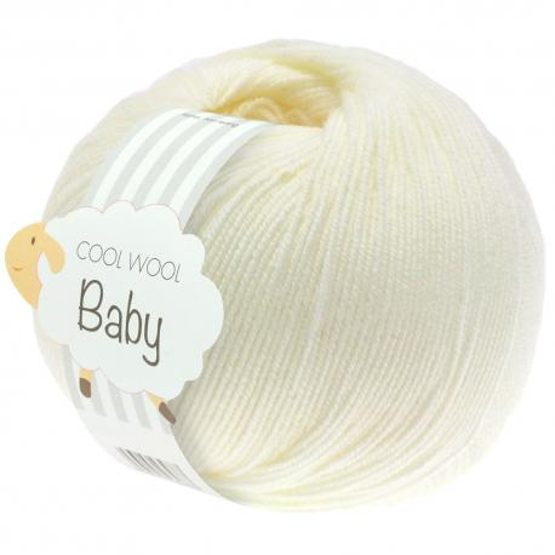 Lana Grossa Cool Wool Baby (50gr) 213