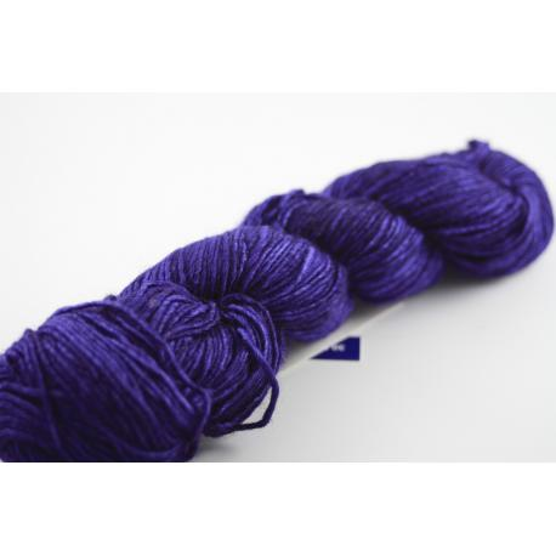 Malabrigo Silky Merino 030 Purple Mystery