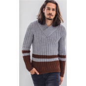 Trui - Cool Wool Big Mélange - Classici 19 man (model 3)