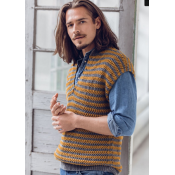 Slipover - Cool wool big & Cool wool big mélange - Classici 19 man (model 04)
