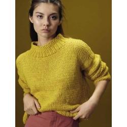 Trui - Lovely Cotton Brillino - Filati Journal 60 (model 42)