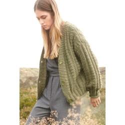 Vest - Lovely Cotton - Filati Journal 58 (model 30)