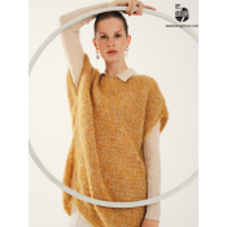 Mouwloze trui - Brigitte No. 3 - About Berlin no. 8 (model 33)