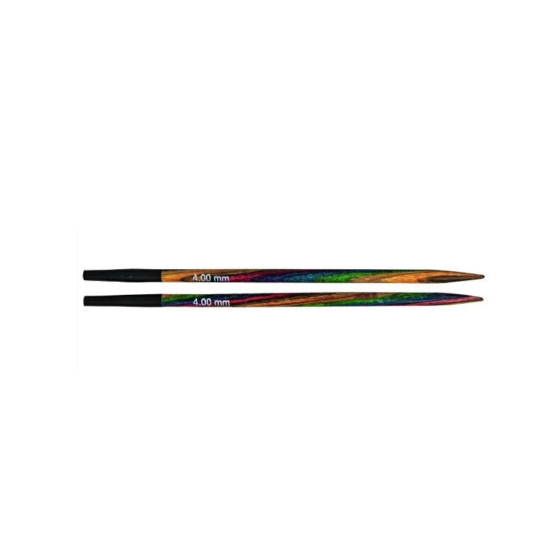 KnitPro Design Holz punten voor rondbreinaalden