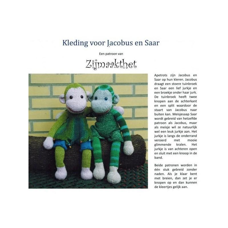 Kleding voor Jacobus