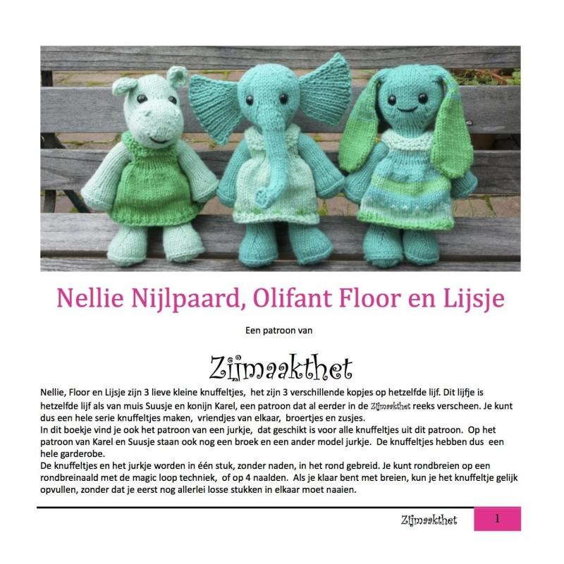 Nellie, Floor en Lijsje