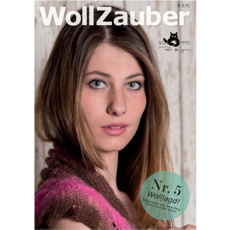 Wollzauber 5, Engelstalig