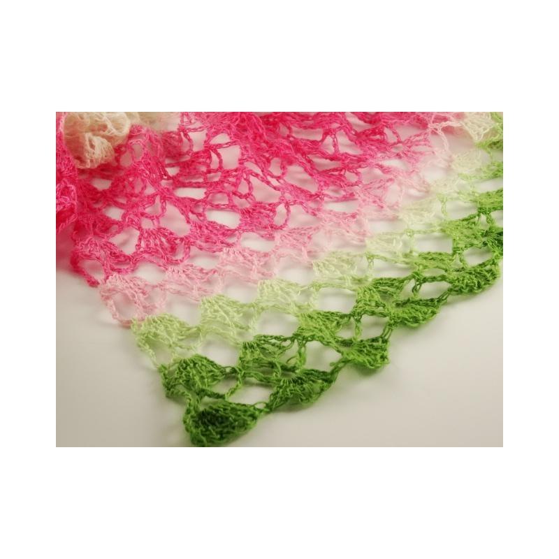 Laceball sjaal