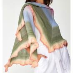 Doek - Cool Wool Lace Handdyed - Handdyed nr.2 (model 22)