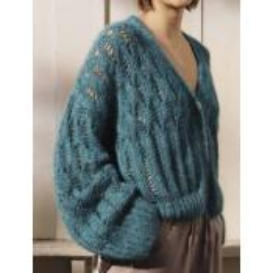 Vest - Linarte en Silkhair - Journal 61 (model 43)