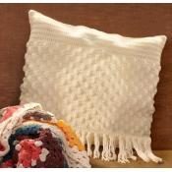 Kussen - Soft Cotton - Hakeln 3 (model 15)