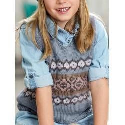 Spencer - Cool Wool Big - Lana Grossa Kids 11 (model 35)
