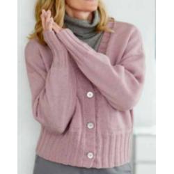 Vest - Cool Wool Mélange - Merino Edition 2 (model 13b)