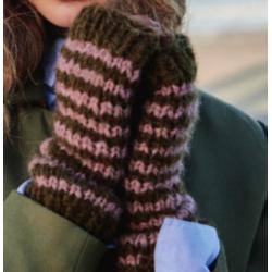 Vingerloze handschoenen - Alpaca Moda - Lookbook 11 (model 17)