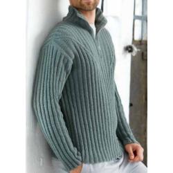 Trui - Cool Wool Big Mélange - Merino Edition 2 (model 8b)