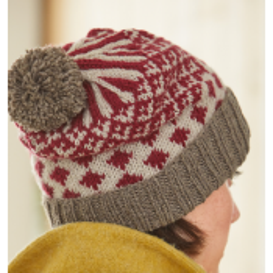 Muts - Cool Wool Big Mélange & Cool Wool Big - Merino Edition 2 (model 28)