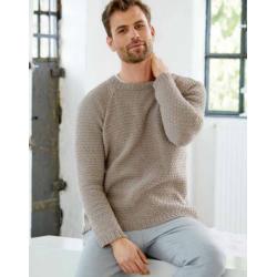 Trui - Cool Wool Mélange - Merino Edition 2 (model 40)