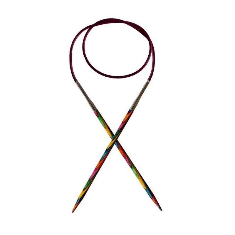 KnitPro Symfonie vaste rondbreinaalden 100cm