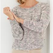 Pullover - Cool Wool Handdyed - Handdyed 3 (model 8)