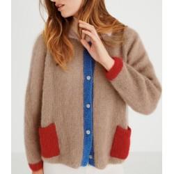 Vest - Silkhair - Journal 62 (model 18)