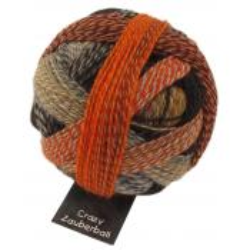 Schoppel Wolle Zauberball Crazy 1507 Herbstwind