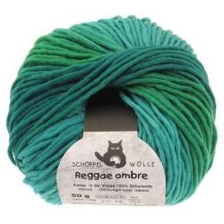 Schoppel Wolle Reggae Ombre 1505 Kunterbunt