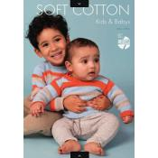 Magazine Soft Cotton Kids & Babys