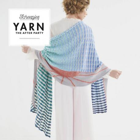 Yarn After the Party 30 - Alto Mare Wrap