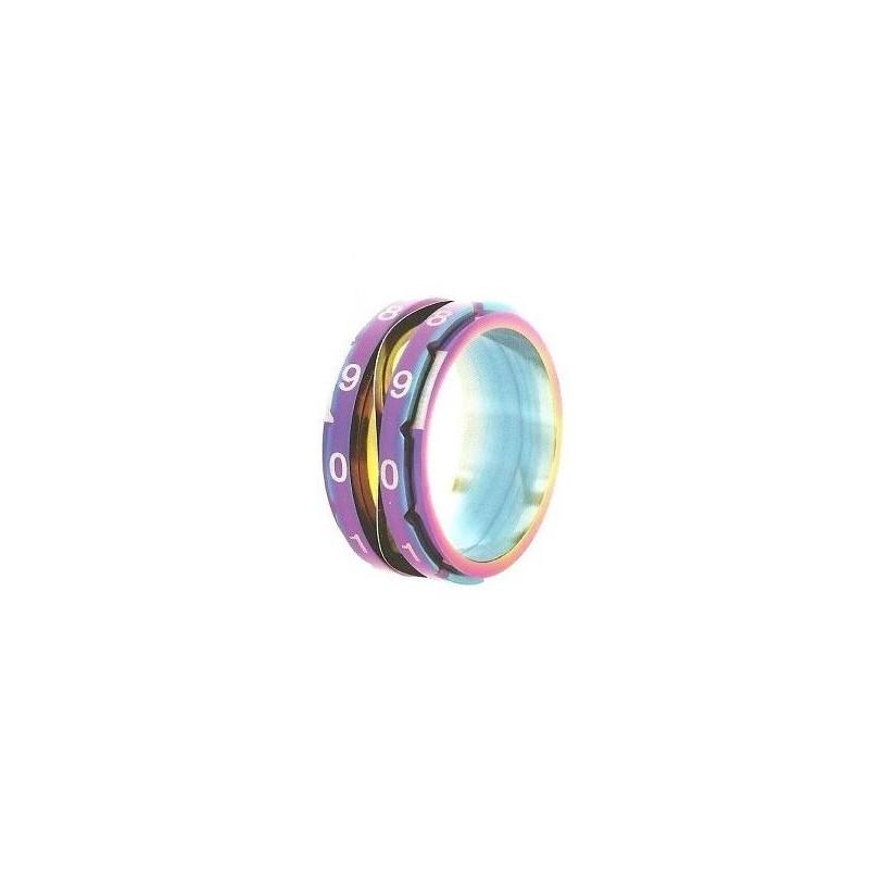 KnitPro Row Counter Ring (toerenteller)