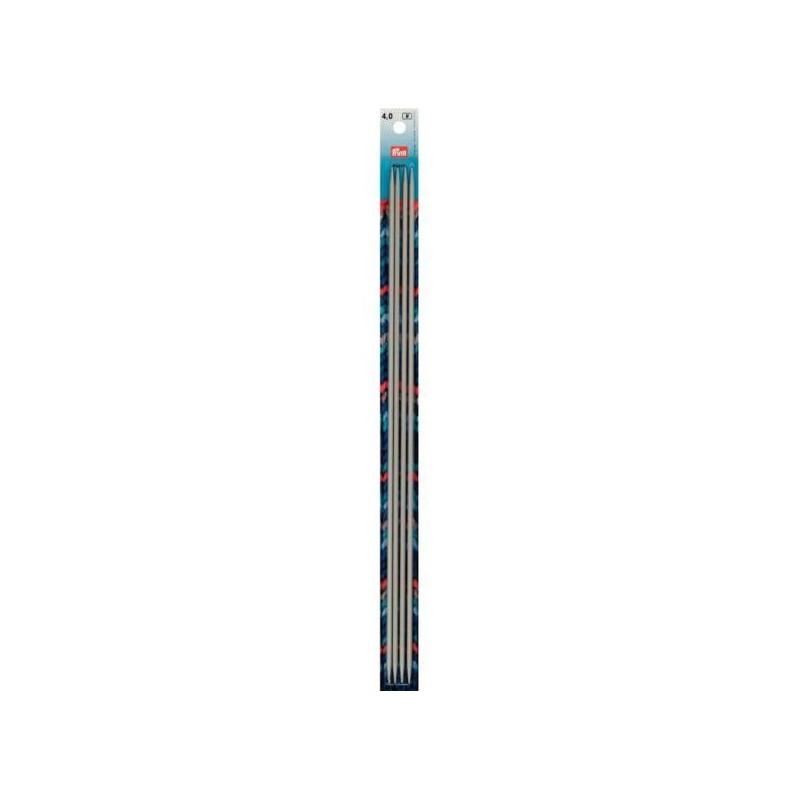 Prym sokkennaalden 40cm aluminium