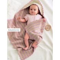 Dekentje - Soft Cotton - Infanti Edition 1 (model 16)