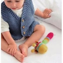 giraffe - Cool Wool Baby - Infanti Edition 1 ( model 28 )