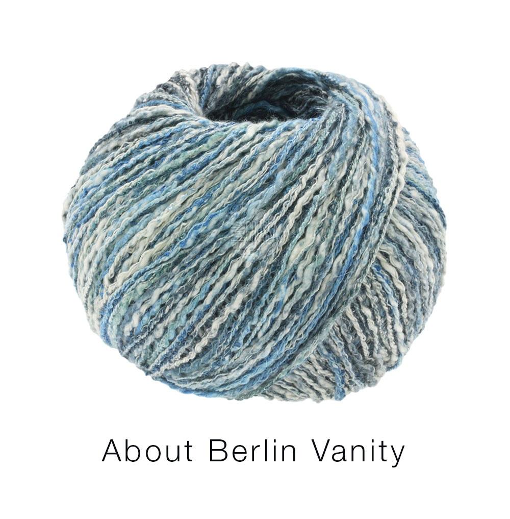 Lana Grossa About Berlin Vanity