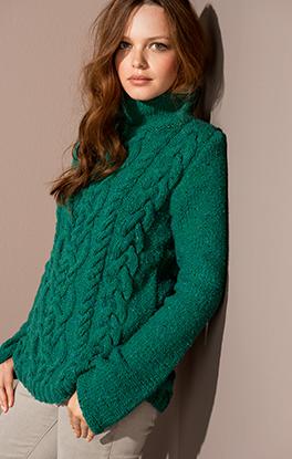 Model Lana Grossa Royal Tweed
