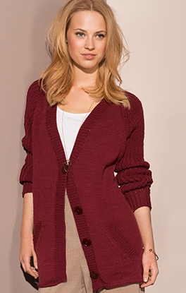 Model Lana Grossa Cool Wool