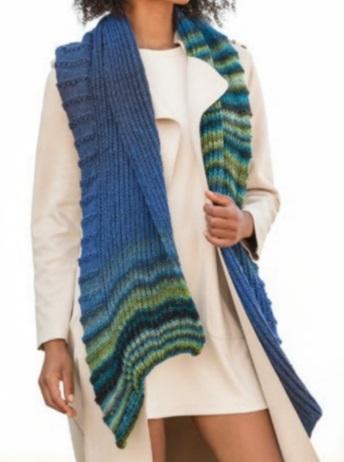 Gomitolo Finito Gomitolo 6 sjaal