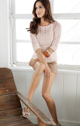 Model Lana Grossa Classico