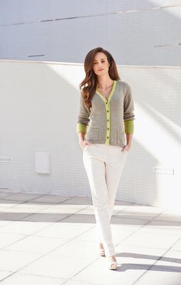 Model Lana Grossa Linarte