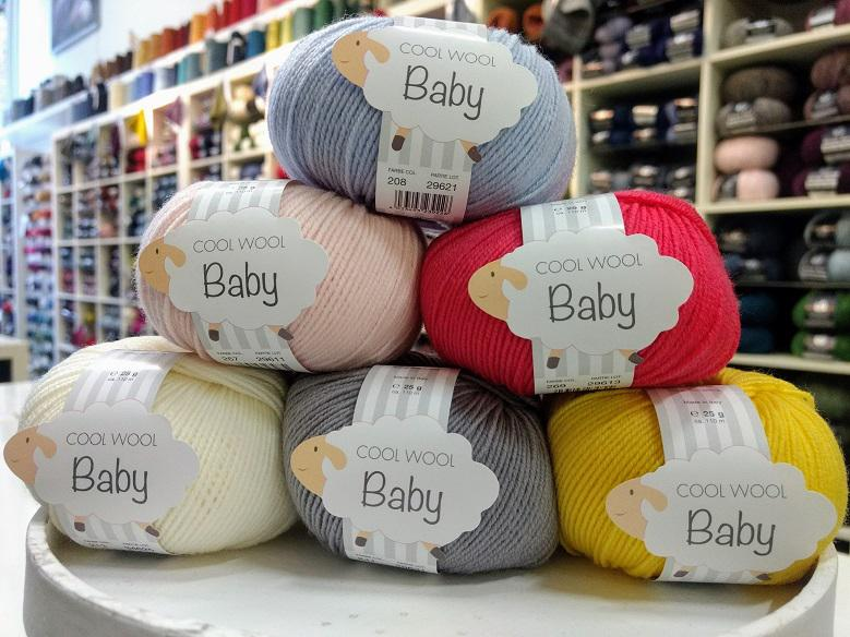 Cool Wool Baby 25 gr.